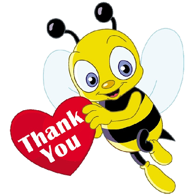 Bees clipart pencil. Funny and in color