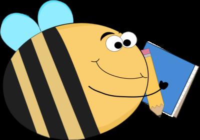 Bees clipart pencil. Bee clip art images