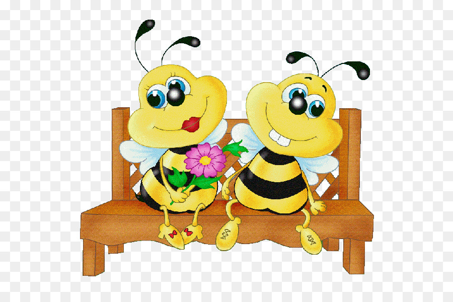 Bees clipart pollinator. Honey bee pollination bumblebee