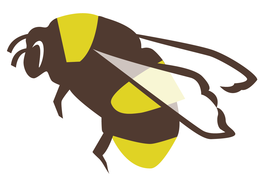 Resources for bee friendly. Bees clipart pollinator