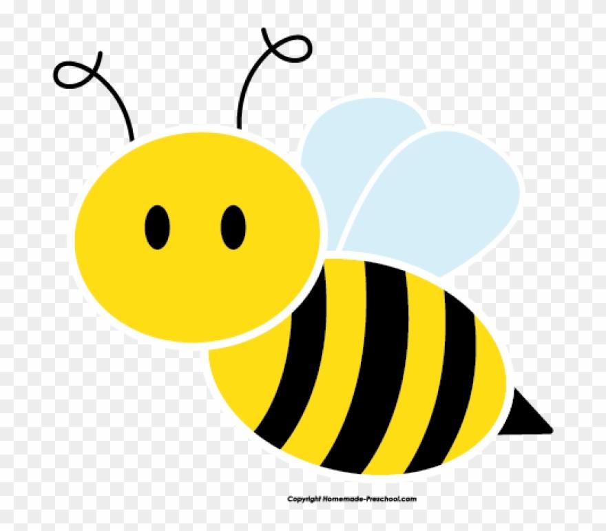 Clip art images cute. Bees clipart preschool