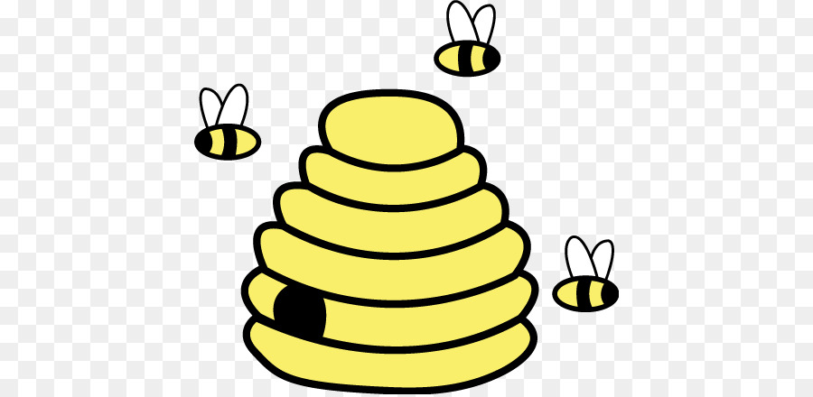 Bees clipart preschool. Cartoon bee food transparent