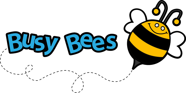 Bees clipart preschool. Busy daycare homeschool schedule