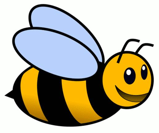 Bees clipart preschool. Bumble bee template library