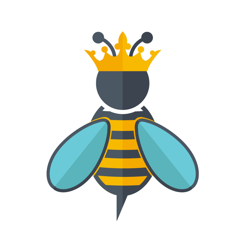Bees clipart queen bee. Of the department feminem
