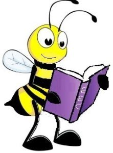 Bees clipart reading. Teaching materials edgemont enrichment