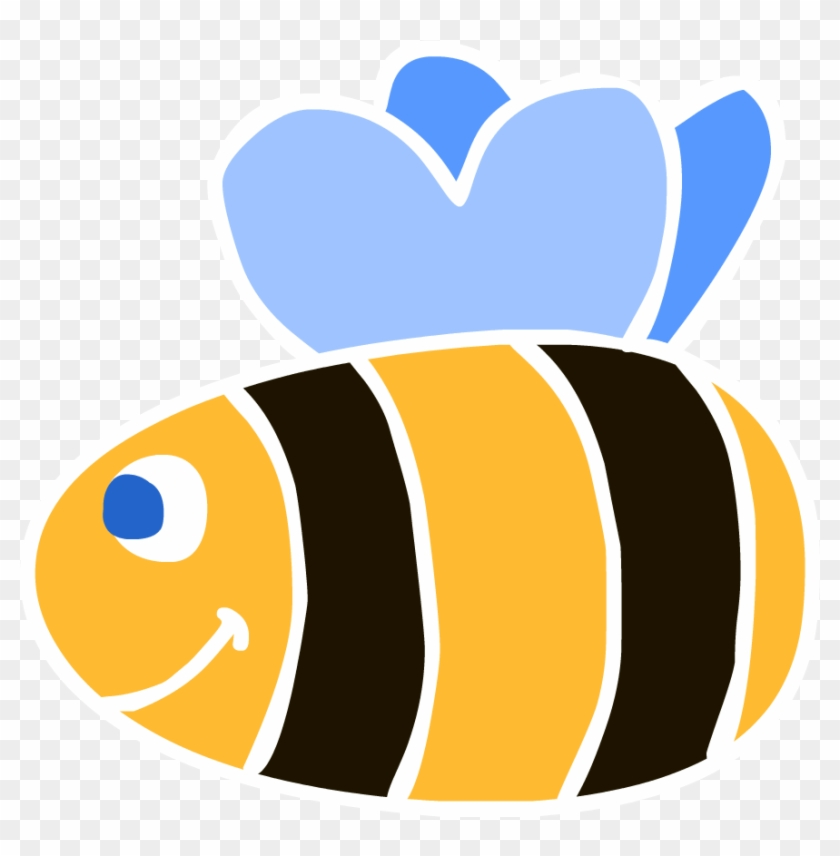 Bees clipart simple. Bee animated clip art