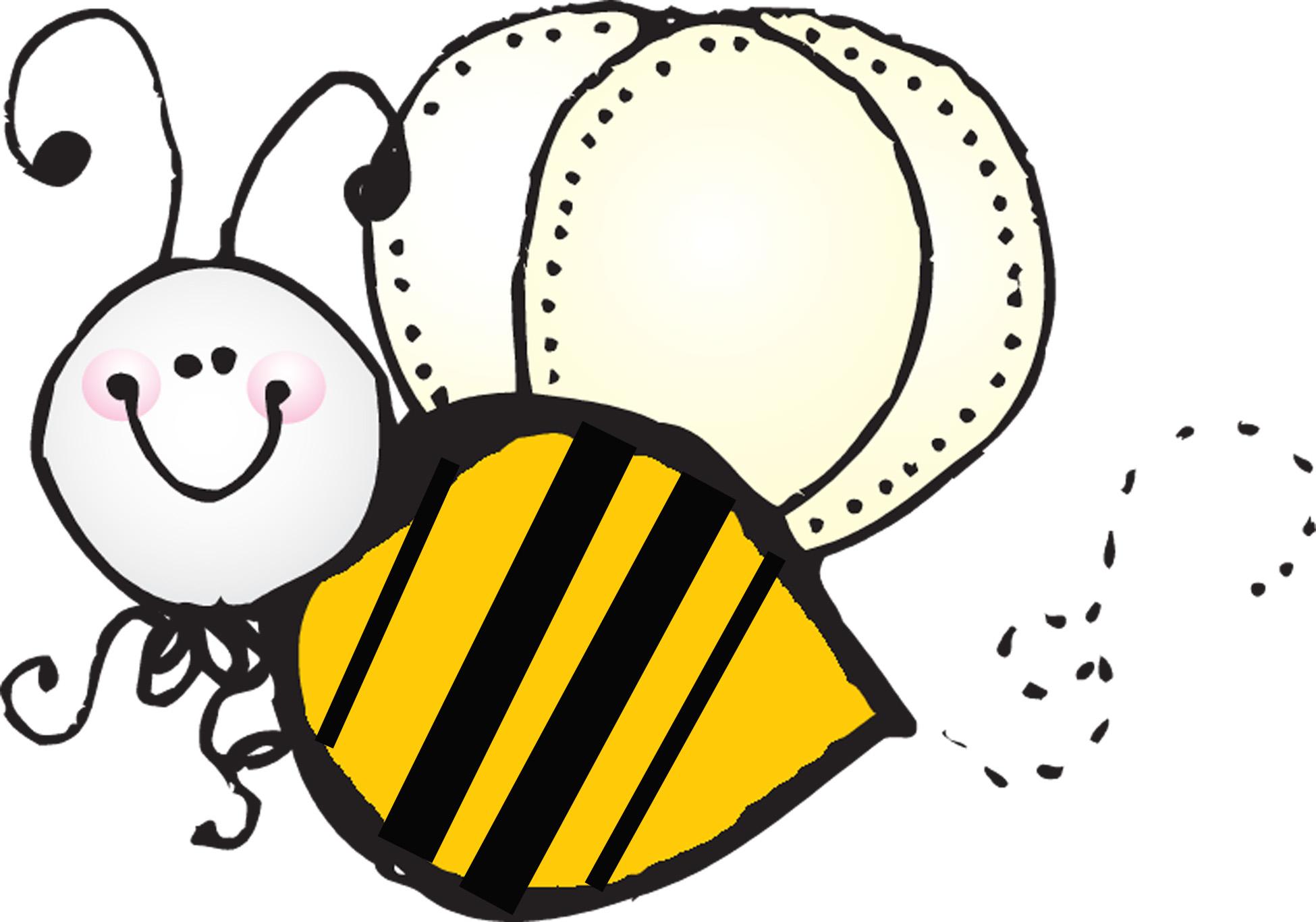 Cute bugs clip art. Bees clipart summer
