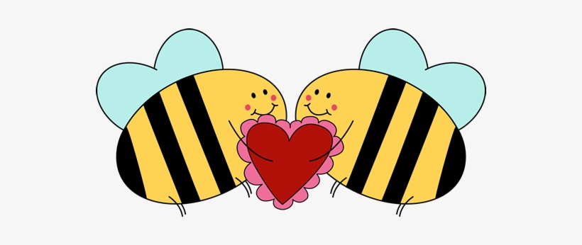 Computer clip art bee. Bees clipart valentines day