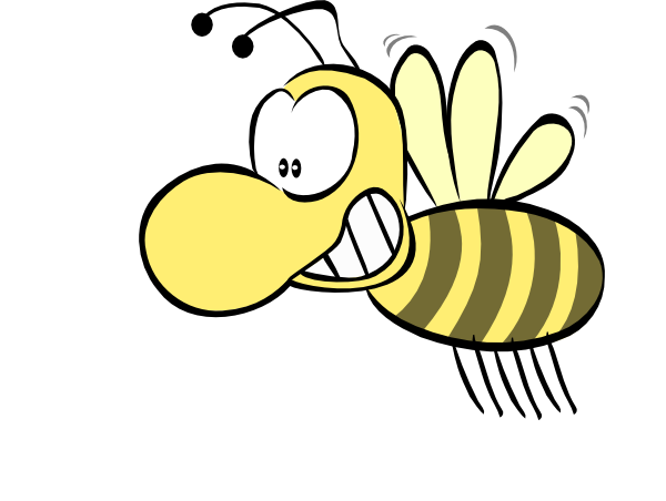 Bees clipart vector. Spelling bee clip art