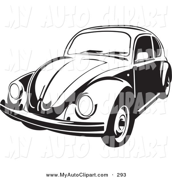 Beetle clipart car. Clip art of a