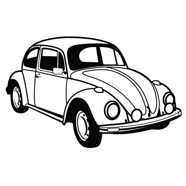 Clipart cars beetle. Free volkswagen cliparts download