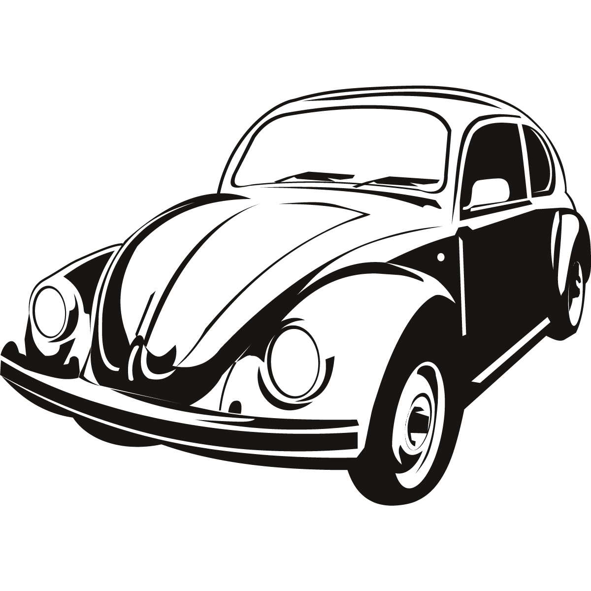 Free volkswagen cliparts download. Clipart cars beetle