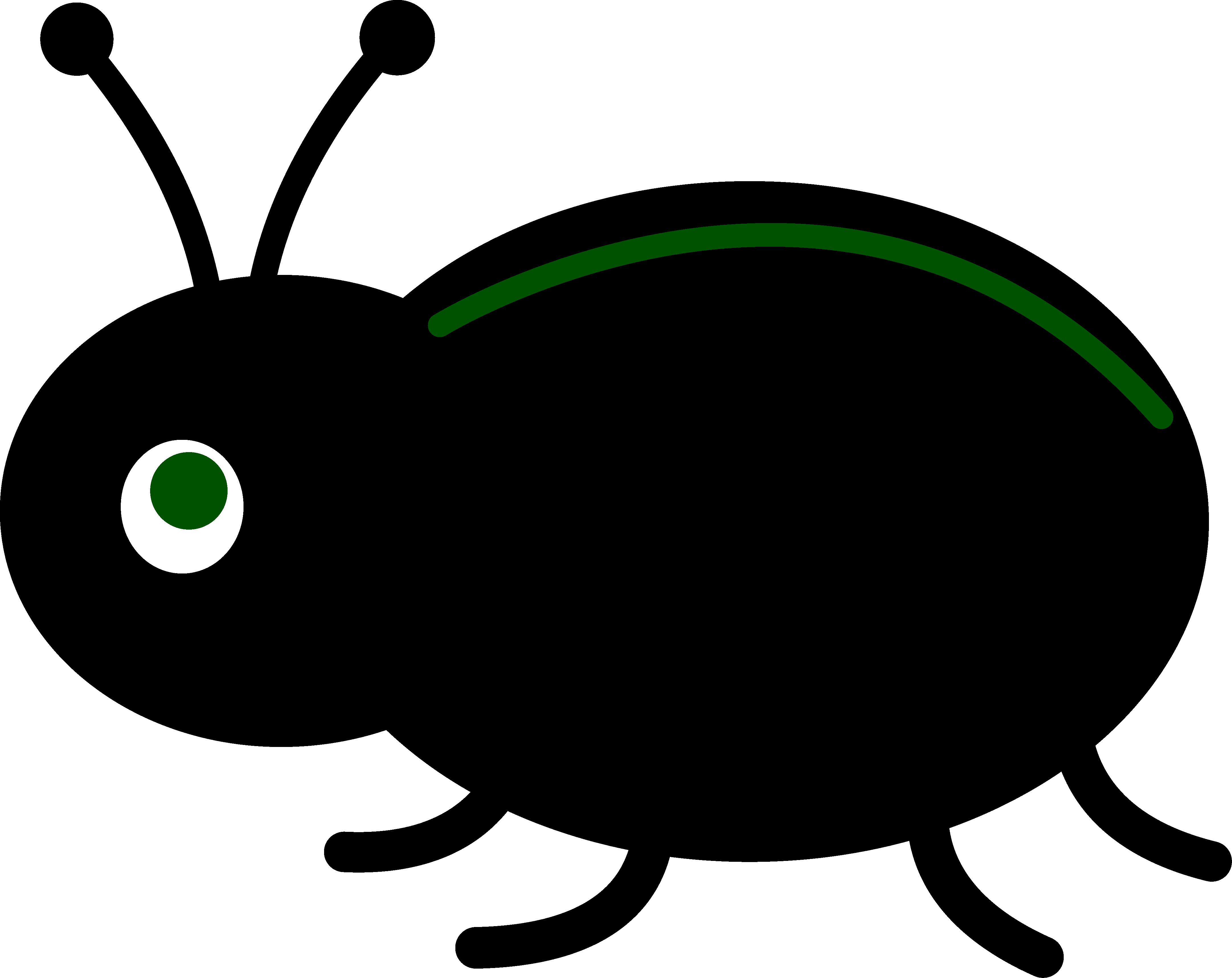 Clip art bug cartoon. Lunchbox clipart luncheon