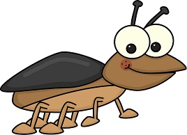 Free insect. Beetle clipart cartoon
