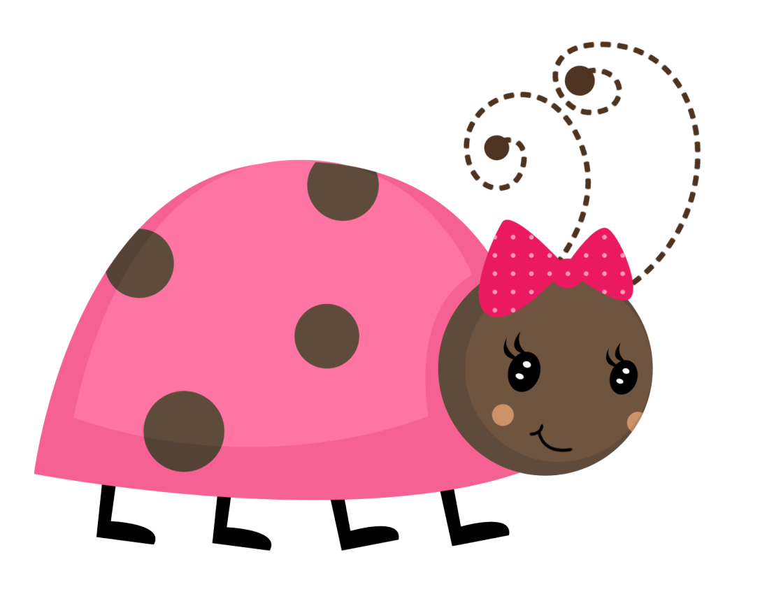 Lady clipart vector. Beetles ladybug free collection