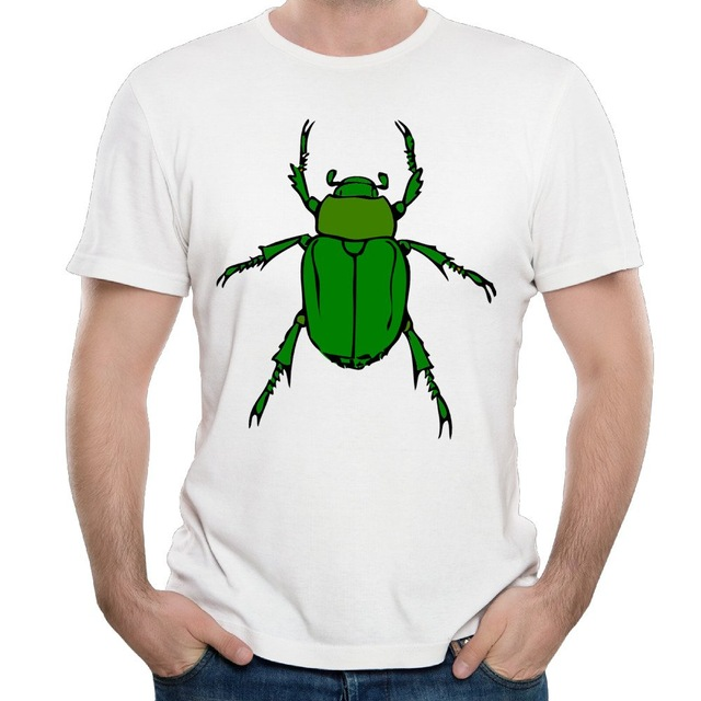 Insect new men s. Beetle clipart green beetle