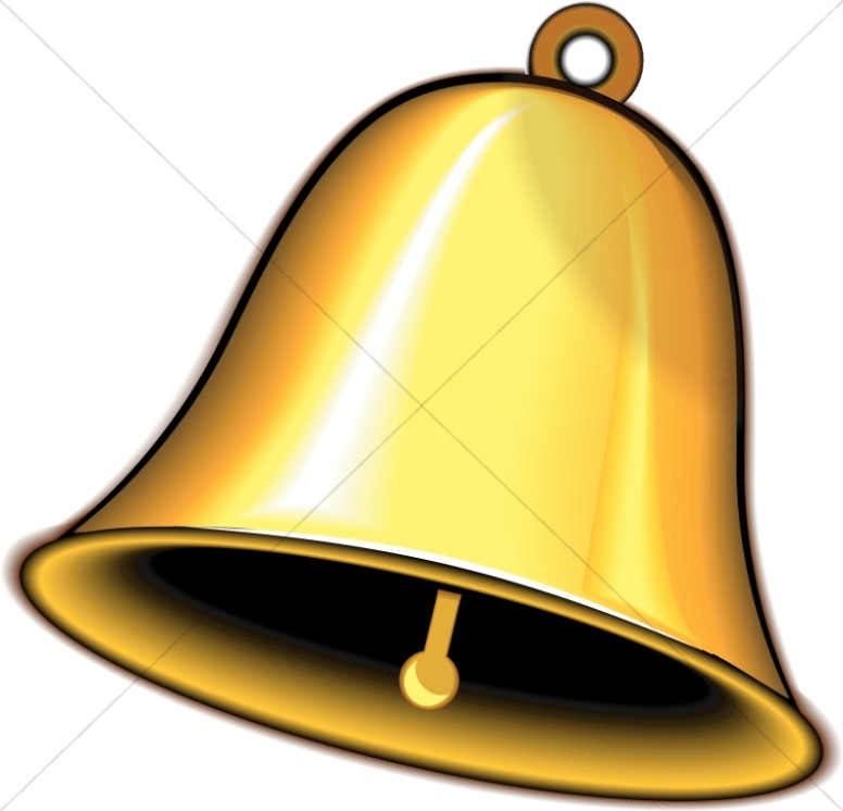 Bell swinging. Bells clipart church bells