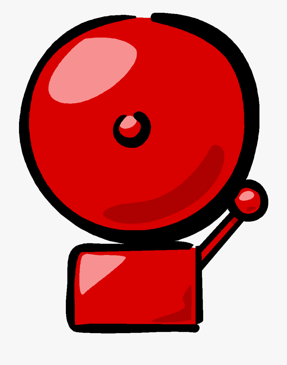 Related fire school gif. Bell clipart alarm