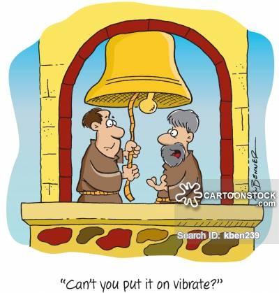Bell clipart bell work. Ringer cartoons and comics