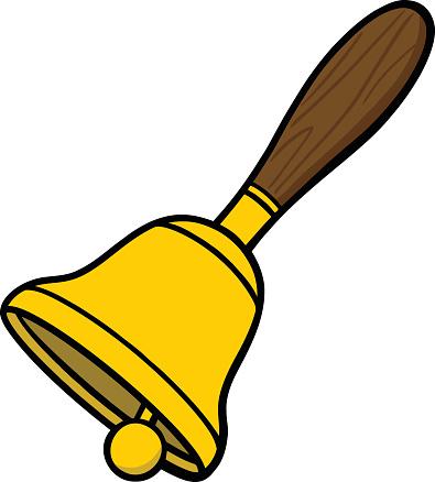 Bell clipart bell work. Clip art clipartandscrap