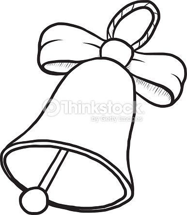 Bell station . Bells clipart black and white