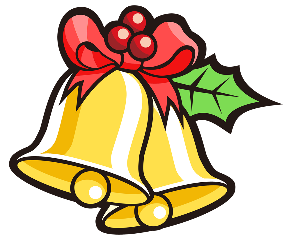Free cartoon bell cliparts. Gingerbread clipart festive