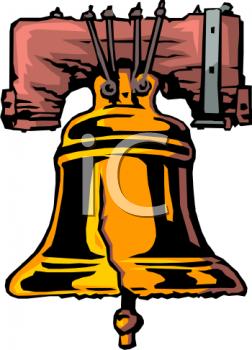 Bell clipart cartoon. Liberty free download best