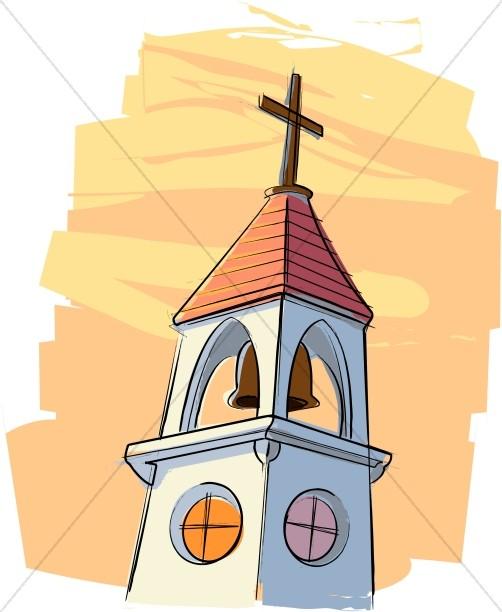 bell clipart church bell