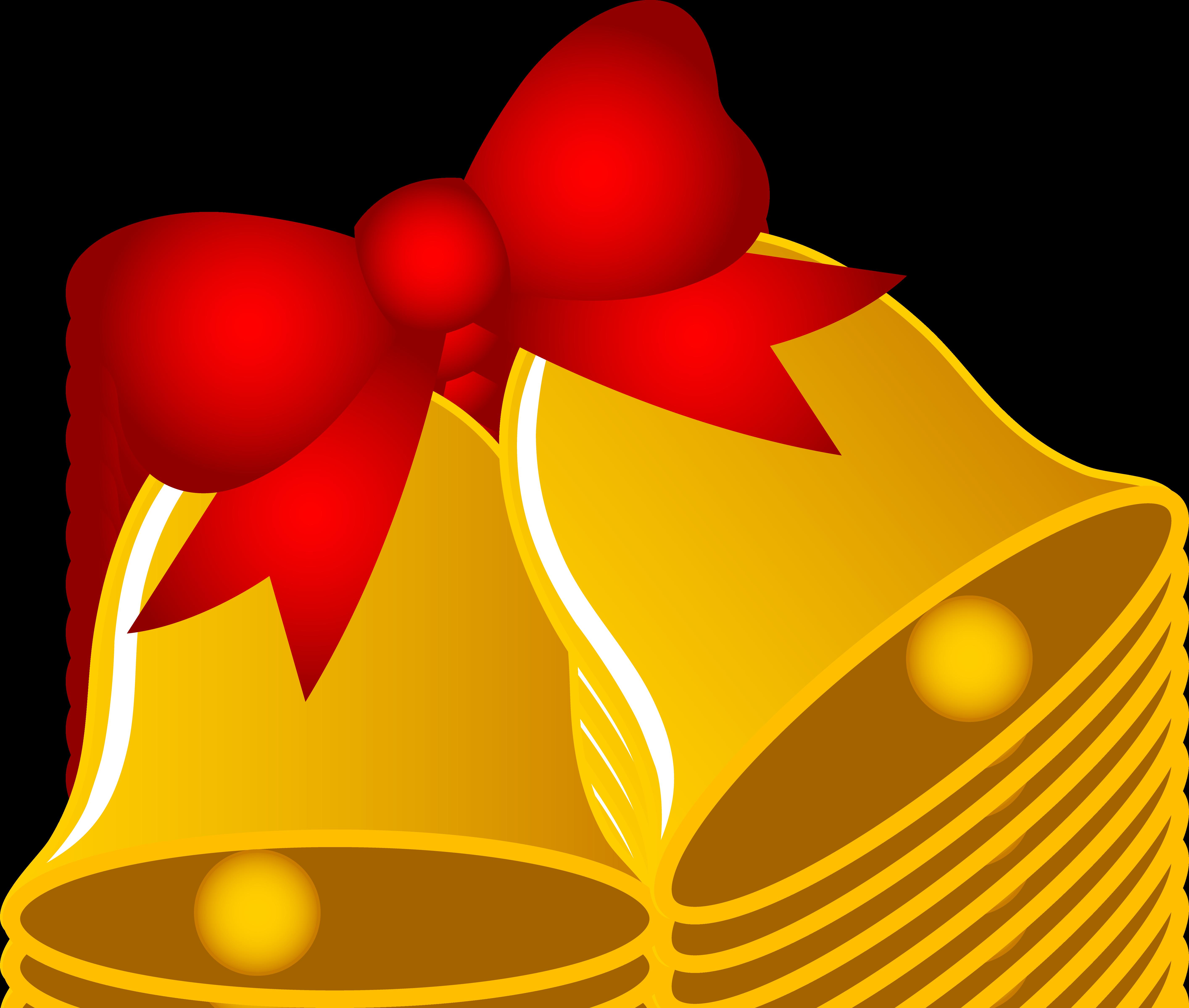 Clipart christmas design. Bell