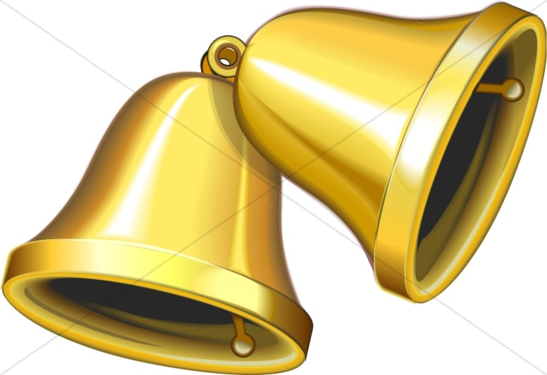 Bell clipart ring bell. Ringing bells used for