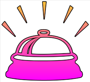 . Bell clipart ringing bell