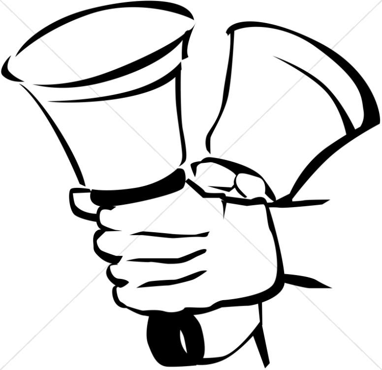 Choir images sharefaith hands. Bell clipart simple