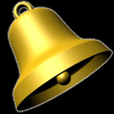 Bell clipart small bell. Bells transparent png stickpng