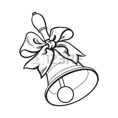 Bell clipart traditional. Drawing at getdrawings com