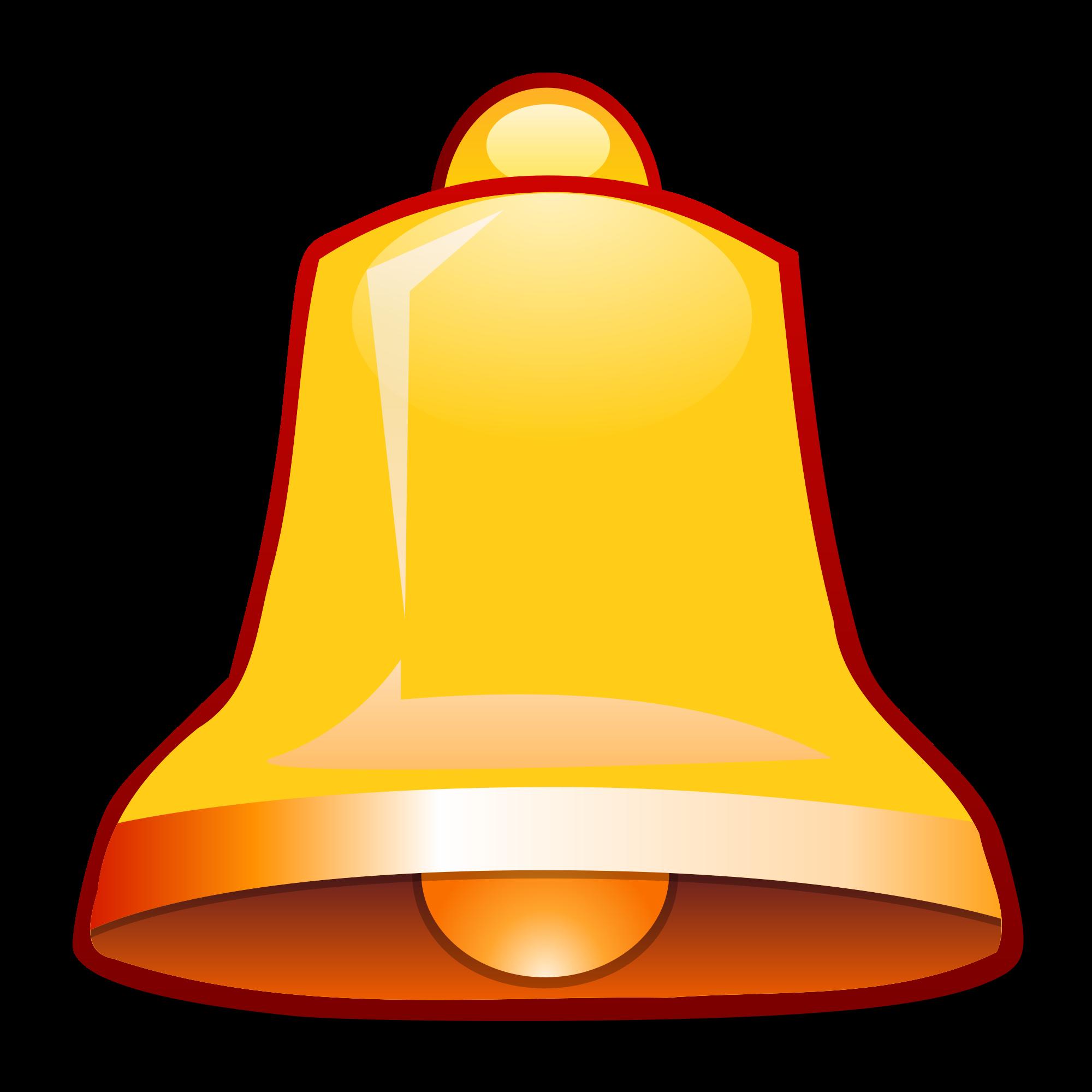 bell clipart transparent background