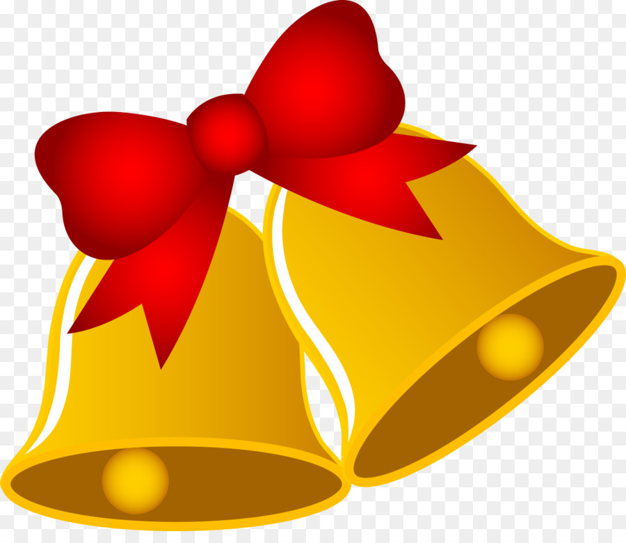 Jingle bells free download. Bell clipart yellow bell