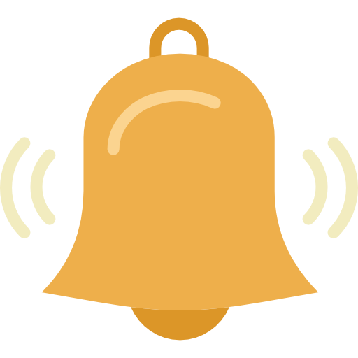 Alarm free music icons. Bell icon png