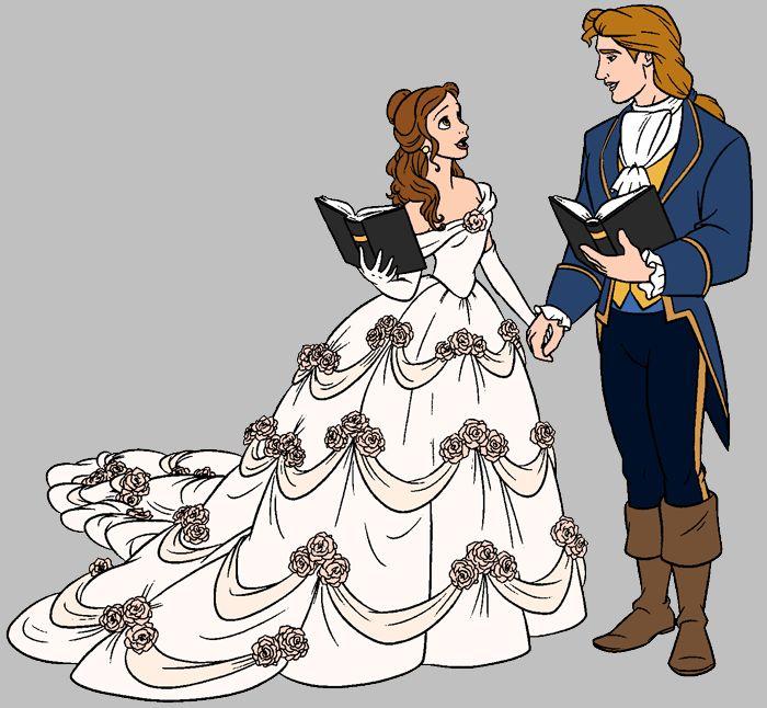 Belle clipart adam.  best disney princess