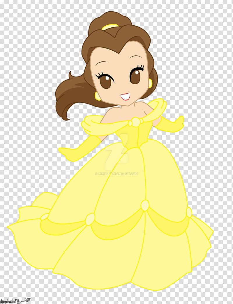 Belle clipart animated. Disney illustration beast rapunzel