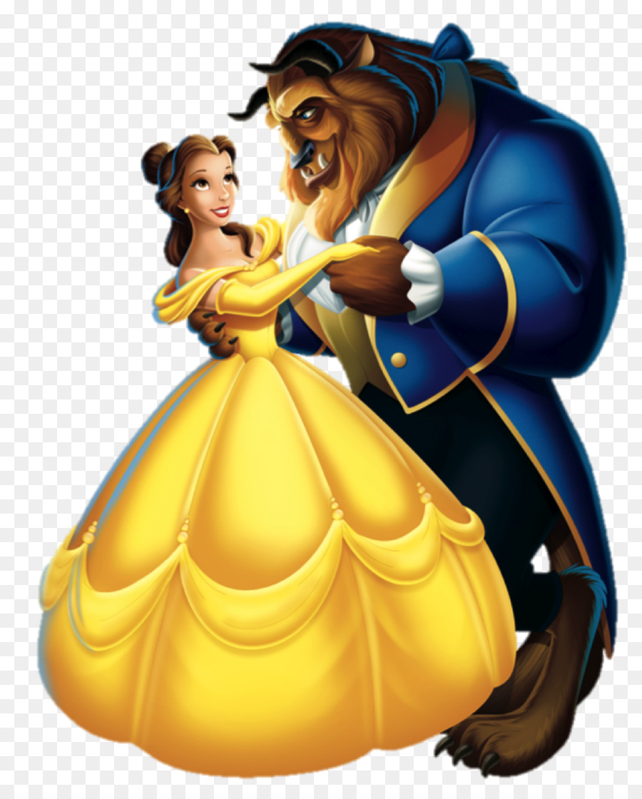 Belle clipart animated. Beauty and the beast