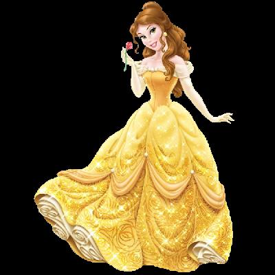 Image of disney princess. Belle clipart cartoon