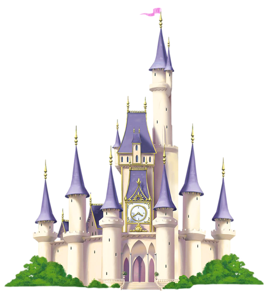 I clipart castle. Transparent png picture