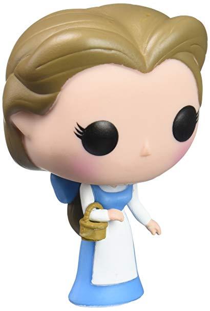 Belle clipart peasant. Amazon com funko pop