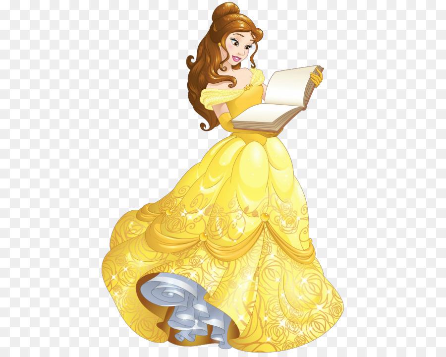Beast princess aurora ariel. Belle clipart rapunzel