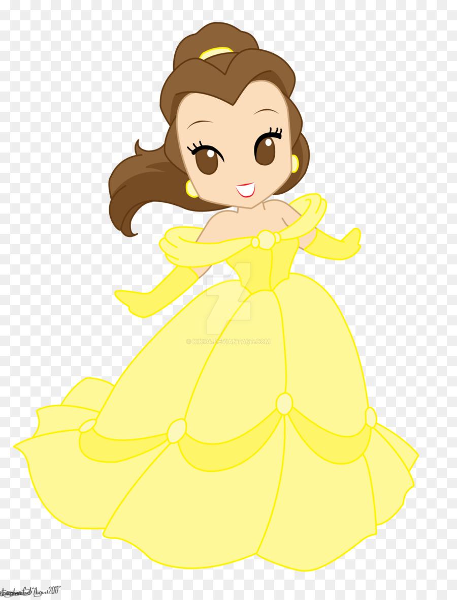 Belle clipart rapunzel. Beast disney princess cartoon