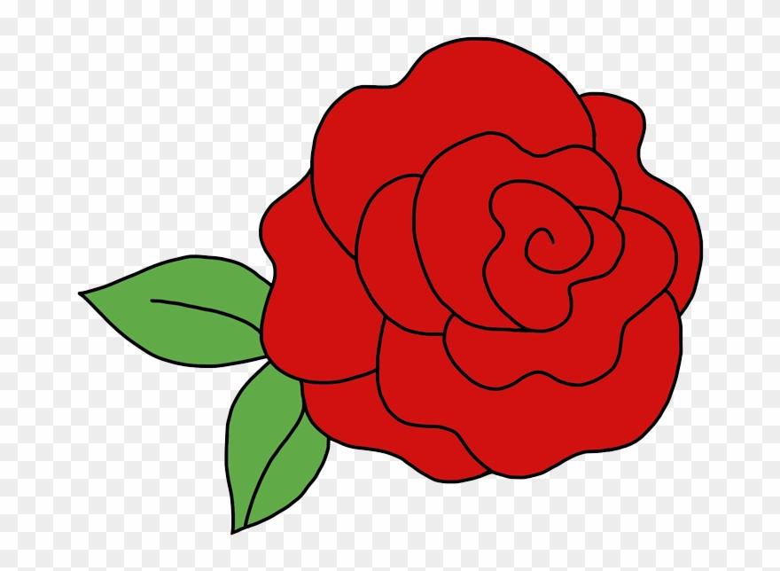 Pinclipart . Belle clipart rose
