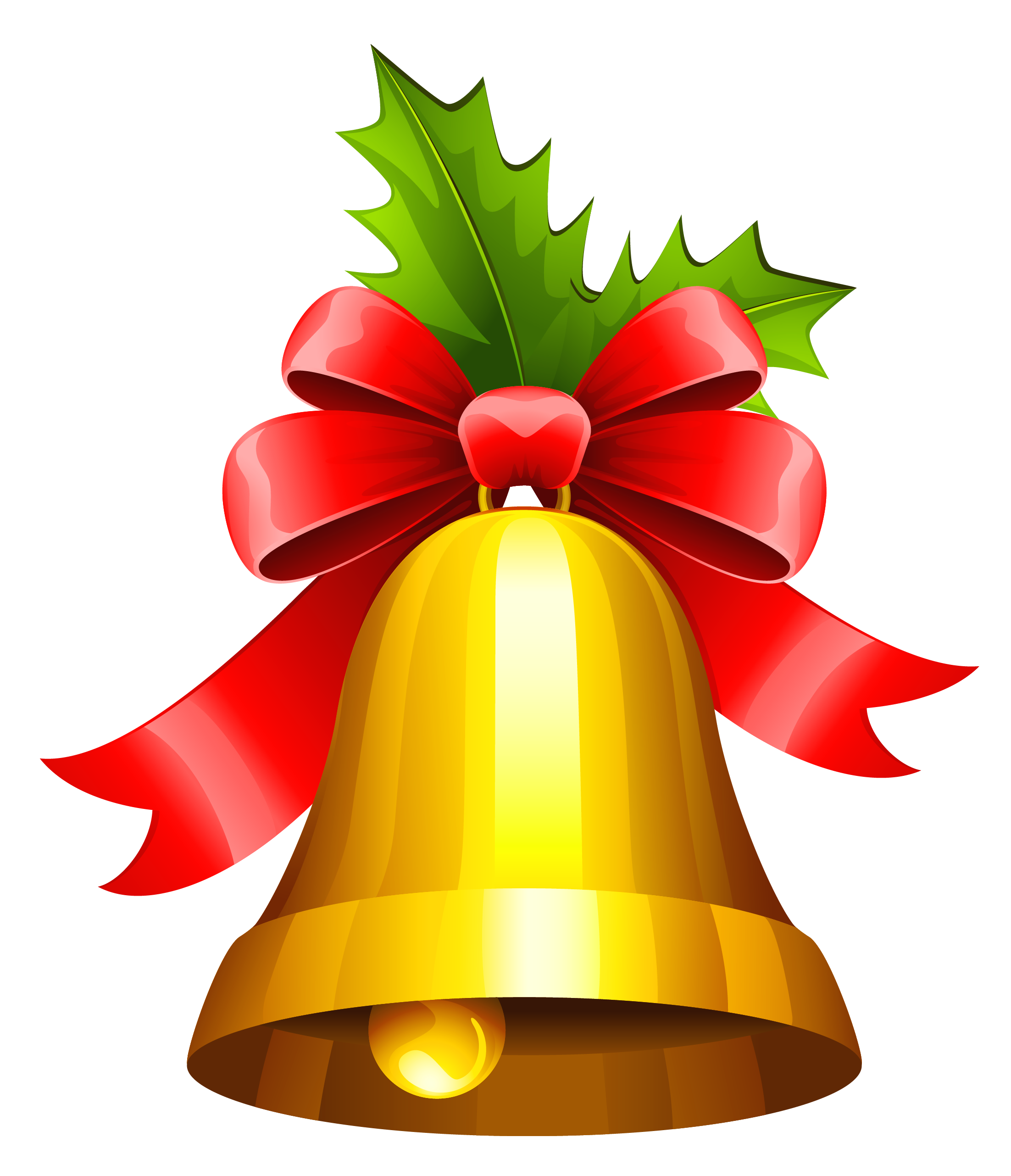 Bell transparent png gallery. Number 1 clipart christmas