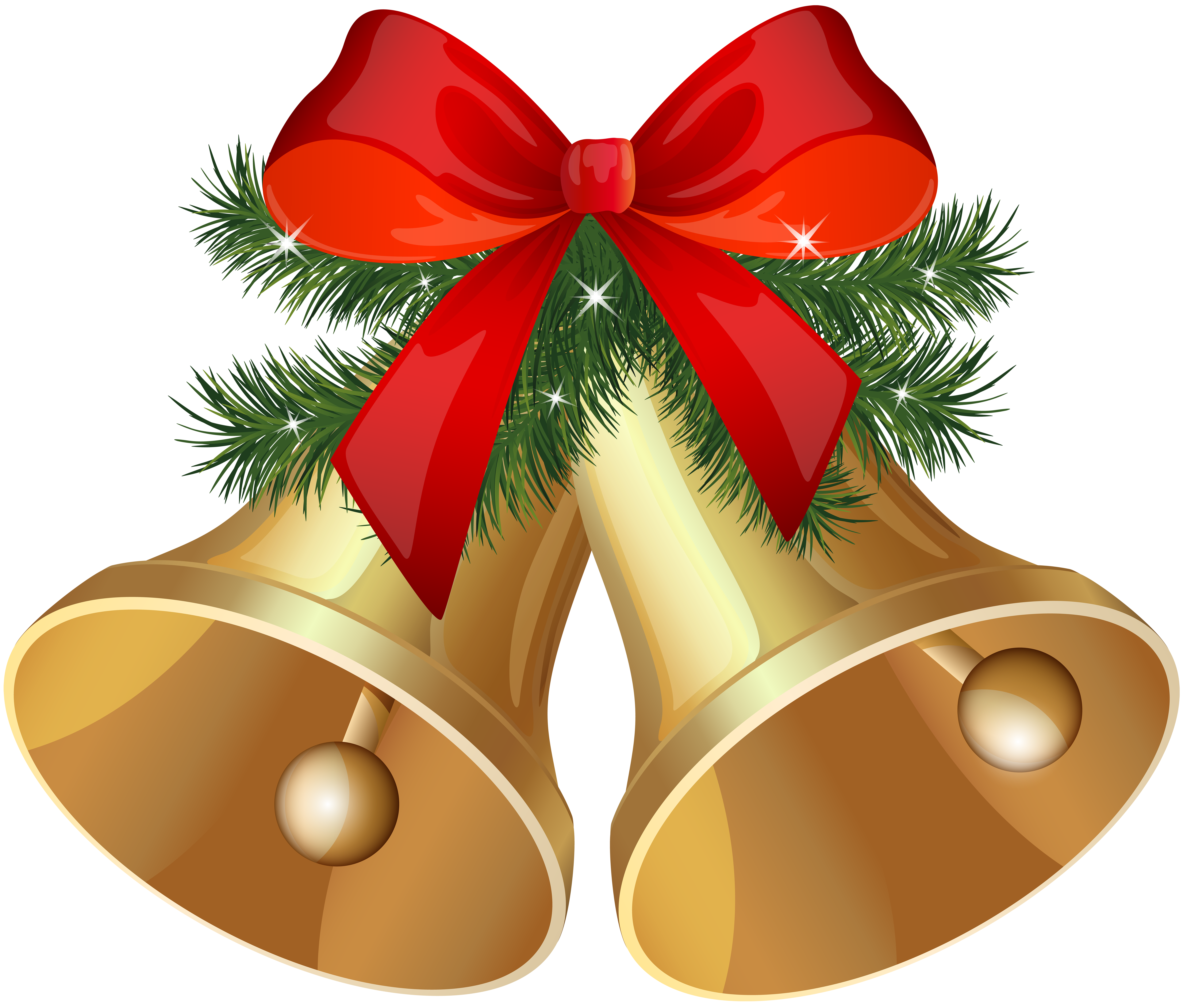 Bells clipart bell instrument. Christmas png image gallery