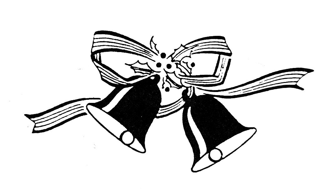 Bells clipart clip art. Public domain christmas sweet